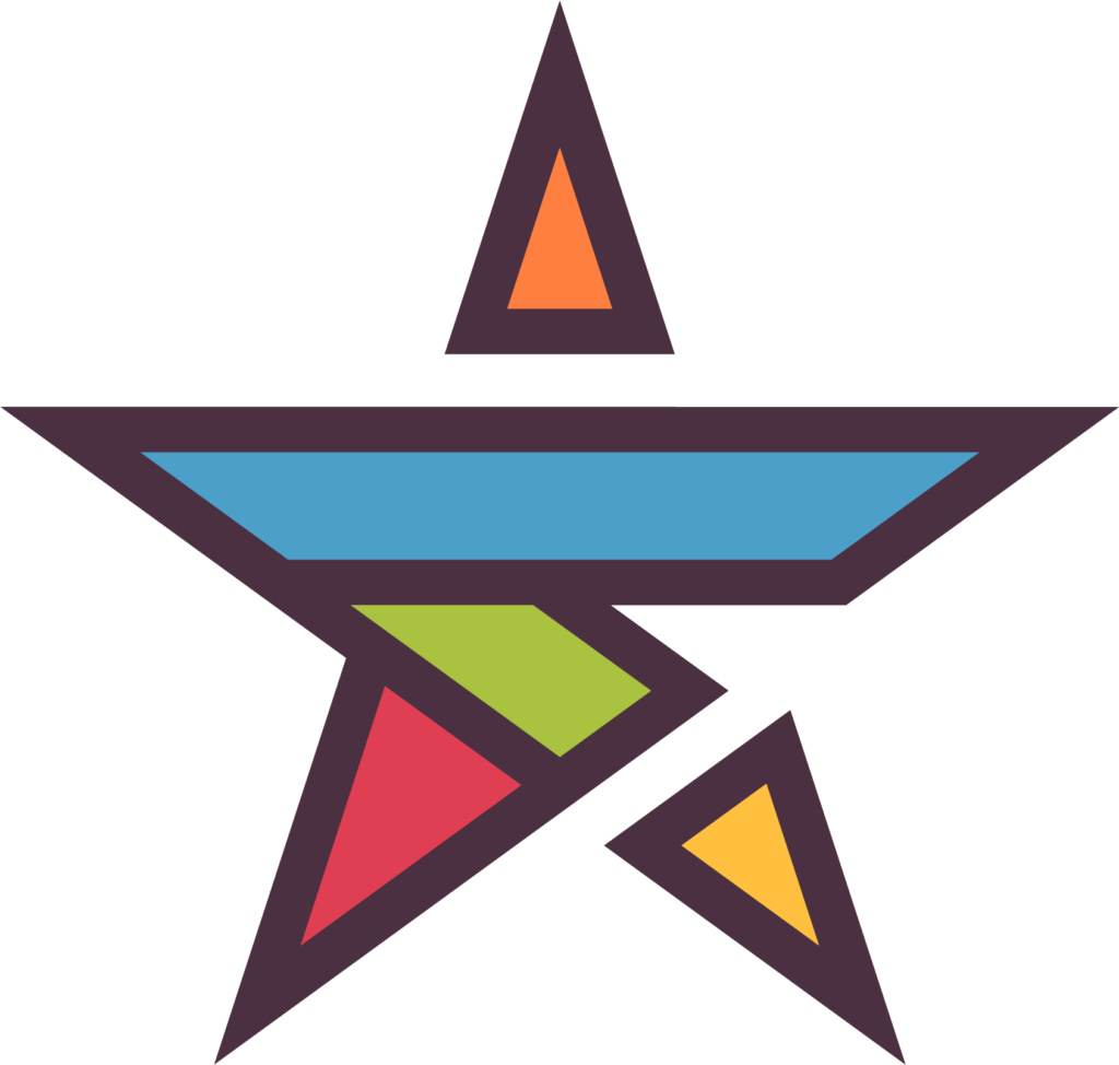 Five Star Technology Solutions Logo - Icon only